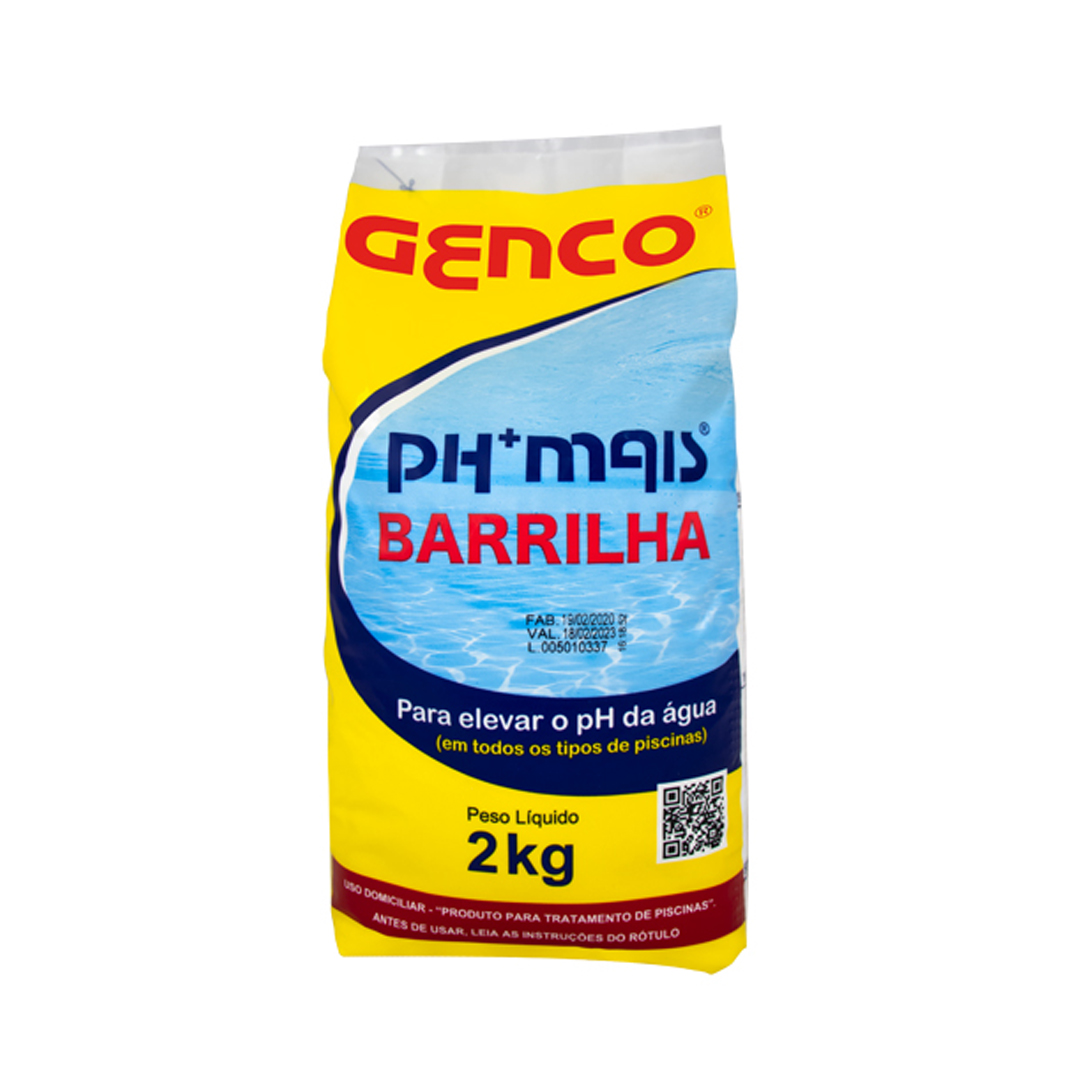 pH + MAIS® Granulado Barrilha GENCO®