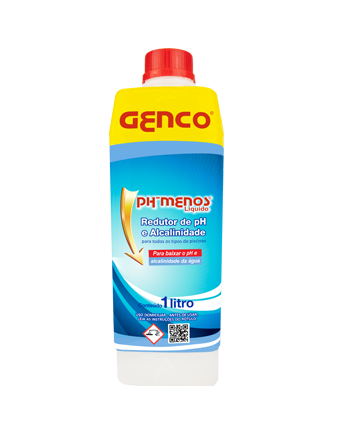 pH - MENOS® Líquido GENCO®